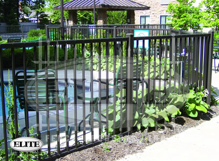 Pool Fence Sample 1
