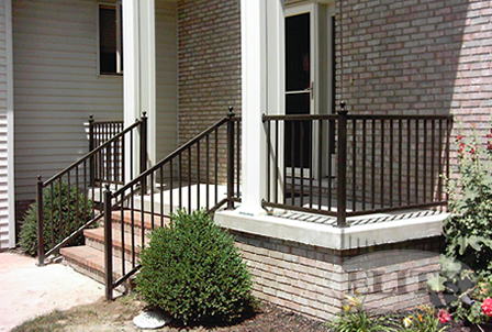 Railing Sample